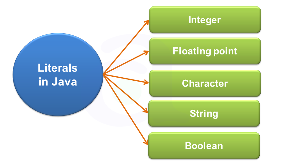 Types of Literals in Java