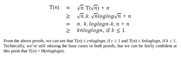 What is Master Theorem