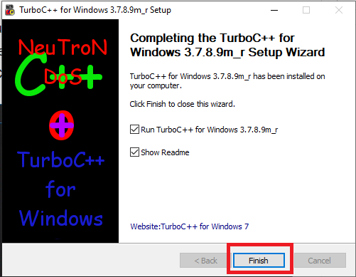 Download Turbo C++ software