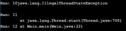 Multithreading Exercises in Java