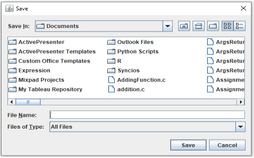 Working with Images, Menus and Files in Java Swings